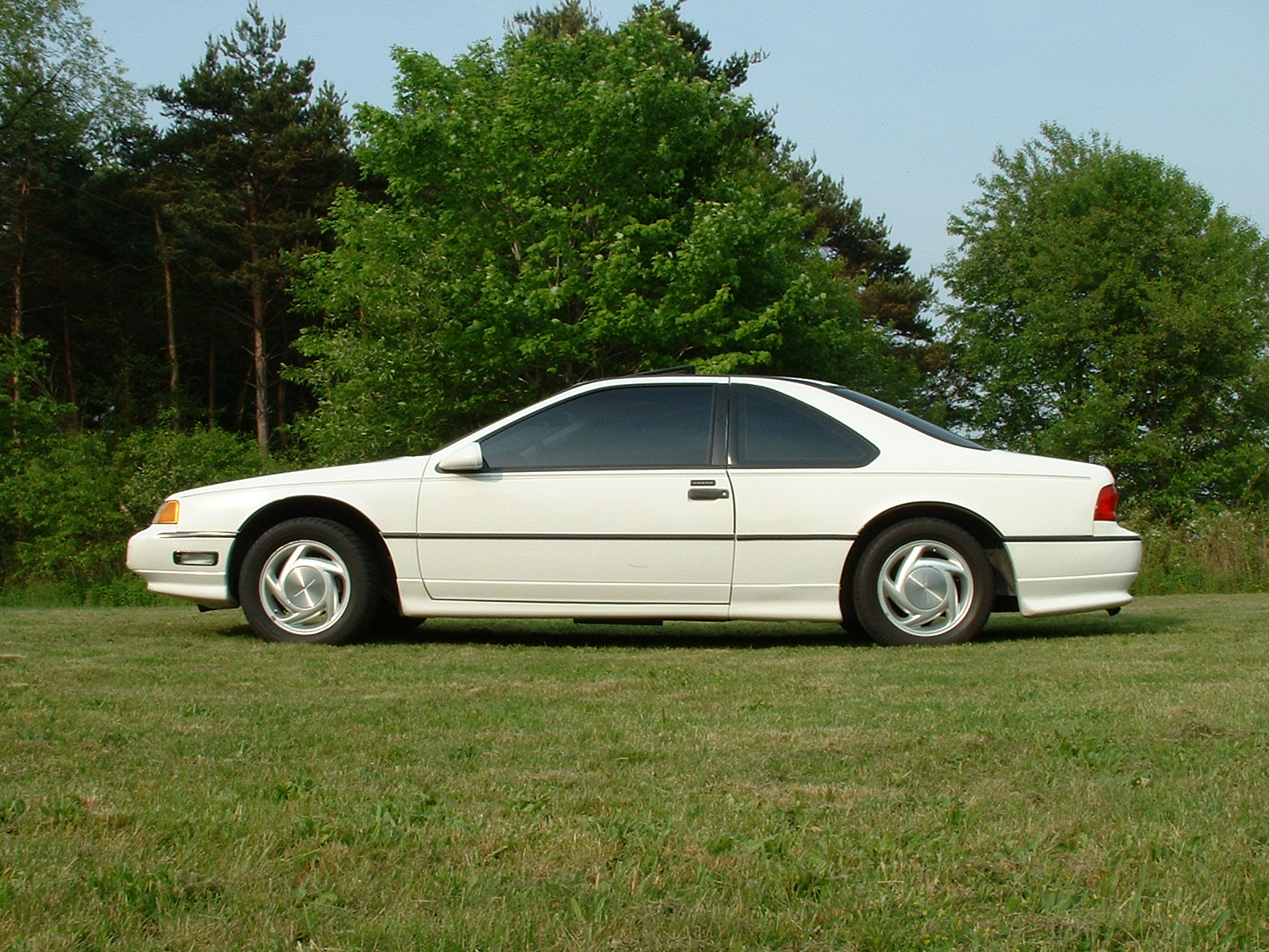 What Is Suspension In Car >> 1992 Ford Thunderbird Super Coupe